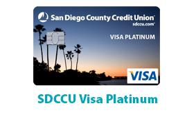 SDCCU Visa Platinum